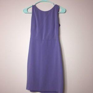 Alexander Wang lavender dress size 0